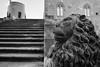 Castello di Donnafugata (alice_fiore_1988) Tags: castello donnafugata particolari scale leone biancoenero monocromatico dimora neogotico