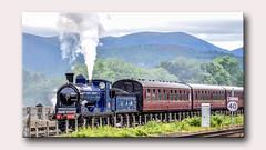 Caledonian Railway Engine 828 (2Y7TAXAYETG3FAWCXI4PUNYRTK) Tags: calledonian railway strathspay steam 812class number 828 march 2017