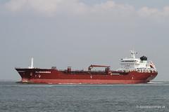 Ship. Sloman Hera 9466714 (dickodt65) Tags: ship tanker sloman schelde