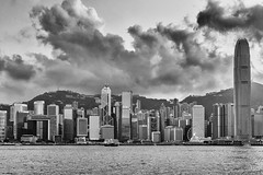 Blow the Clouds away (**capture the essential**) Tags: 2017 architecture centralplaza fotowalk hongkong hongkongconventionandexhibitioncenter sonya7m2 sonya7mii sonya7mark2 sonya7ii sonyfe2470mmf4zaoss sonyilce7m2