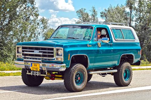 Chevrolet Blazer X5 1979 (2983)