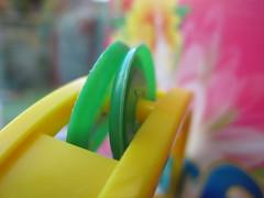 Tambourine Zils (Helen Orozco) Tags: macromondays memberschoicemusicalinstruments hmm tambourine zils jingles ma colours colors