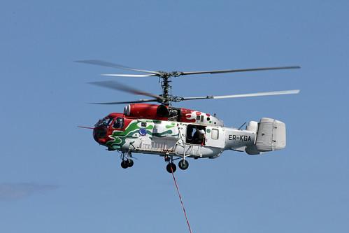 Helicopter Kamov Ka-32T ER-KGA