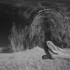 daughter of the wind (old&timer) Tags: background infrared blackandwhite filtereffect composite surreal song4u oldtimer imagery digitalart laszlolocsei
