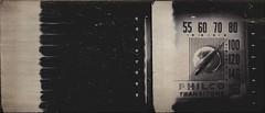 Philco-11734 (Poetic Medium) Tags: moldiv stilllife radio snapseed kitcamghostbird ipod diptych