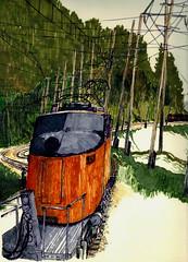 JOE-StPAUL_meet at Roland siding (brownlg34) Tags: