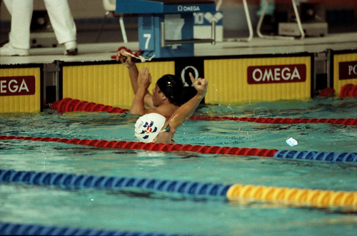049 Swimming EM 1993 Sheffield