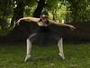 Agustina Spider (christian_kollinger) Tags: girl dancer classic black dress brune beauty mask pose