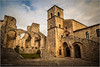 Abbazia del Goleto, XII Secolo - S.Angelo dei Lombardi (Av) - Italy (Stefano Flammia) Tags: cielo pietra architettura abbaziadelgoleto irpinia sangelodeilombardi rovine