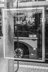 untitled (gregor.zukowski) Tags: warsaw warszawa mordor mordornadomaniewskiej street streetphoto streetphotography blackandwhite blackandwhitestreetphotography bw urban candid portrait monochrome fujifilm publictransport