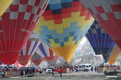 Phineas, Rigodon y los ochenta días. (Fito Rolando) Tags: globos paseo aire turquia color suspensión capadocia