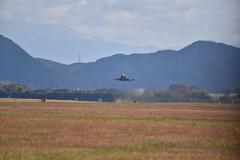DSC_2761 (hideto_n) Tags: d750 nikon 岐阜基地 航空祭 t7 f4 f15 f2 kc767 c130h ブルーインパルス 2017