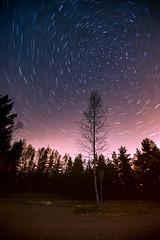 25 minutes exposure (syss3) Tags: nightphotography night longexposure nikon nikkor natureandnothingelse nature stars nightsky