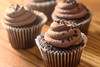 New Year's Resolution Idea #3 (eat more of these) (Chancy Rendezvous) Tags: cake cupcakes frosting chocolate icing fudge dessert confection confectionary sugar sweet newyear resolution