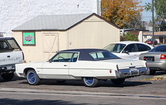 1975 Imperial 2 Door Hardtop (coconv) Tags: car cars vintage auto automobile vehicles vehicle autos photo photos photograph photographs automobiles antique picture pictures image images collectible old collectors classic blart 1975 imperial 2 door hardtop coupe 75 white chrysler