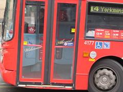 'National Express West Midlands' Alexander Dennis Trident 2 '4177' (Y779 TOH) - Front Doors (K.L.Jenkins) Tags: nationalexpress westmidlands alexander dennis trident 2 4177 y779toh nxwm