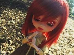 Kinoko! (Pullipprincess) Tags: pullip pullips mio miopullip makeitown makeitownpullip mushroom kinoko ooak custom custompullip fullcustom faceup ooakpullip doll dolls outdoor groove grooveinc jpgroove junplanning