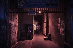 Night Call (Julien Cha.) Tags: night urban color nightphoto nightphotography noche nuit urbain ricohgr2 ricoh phnompenh cambodia