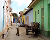 Man & his horse (Allan Don Foley) Tags: cuba trinidad horse cubanstreet colorfulhouses
