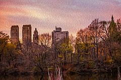 1341_0499FLOP (davidben33) Tags: newyork central park street streetphotos people nature trees bushes leaves colors green yellow blue sky cloud lake portraits women girl cityscape landscape autumn fall 2017 beauty