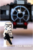 Star Wars - Stormtrooper (frankpieritz) Tags: macro gamepieces games stormtrooper star wars macromondays playmobil