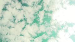 El cielo se volvio verde (*Paranoid Android*) Tags: sky clouds wishful sinful