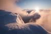 Atmosphère tourmentée (dom.guillot) Tags: france goldenhour paysage landscape montagne nature morning mountains sunrise isère nuages vercors leverdesoleil neige lansenvercors auvergnerhônealpes fr