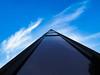Infinite (stckrboy) Tags: pen olympuspen outdoor reflect epl7 penepl7 blue skyscraper portland cloud tower sky america clouds olympus reflection
