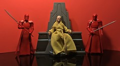 The Supreme Leader for the First Order (chevy2who) Tags: jedi last figure action order first leader supreme snoke inch six series black toyphotography toy wars star