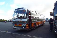 SHH85M-01 (Ian R. Simpson) Tags: shh85m sgt360l aec reliance plaxton panoramaelite salleontravel preserved coach showbus2017