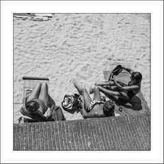 Entre femme (Napafloma-Photographe) Tags: 2017 bandw bw bretagne catégorieprojet géographie landscape métiersetpersonnages paysages personnes techniquephoto vacances blackandwhite monochrome napaflomaphotographe noiretblanc noiretblancfrance photoderue photographe plage province streetphoto streetphotography perrosguirec côtedamor france fr