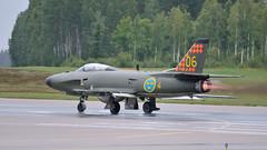 J32B (Arndted) Tags: saabinthesky saab saab32 saab32lansen j32 j32b j32blansen lansen swedishairforce swaf swedishairforcehistoricflight swafhf flygvapnet airforce sweden sverige nyköping nyköpingflygmotordag skavsta aircraft airshow airplane aviation afterburner flygplan nikon d300s sigma ex100300f4 jet fighter