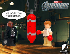 The Avenger Initiative: N.Fury Recruits S.Rogers ⭐️🔲 [A DAY IN THE LIFE OF THE MCU] (agoodfella minifigs) Tags: lego marvel marvellego legomarvel minifigures marvelcomics comics heroes captainamerica nickfury steverogers avengers