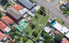 22 & 22A Macarthur Avenue, Pagewood NSW