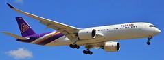HS-THH | Thai Airways International | TG465 | BKK - MEL | Airbus A350-941 | Melbourne International Airport | (MEL/YMML) (bukk05) Tags: hsthh thai thaiairways tg465 bkk mel melbourne bangkok thailand melbourneinternationalairport melymml ymml airbus airbusa350941 a350 airbusa350 world wing explore export engine earth tamron tamron16300 travel tourist tourism touchdown toulouse thrust turbofan tullamarine international photograph photo passenger plane planet aeroplane light landing jet jetliner 2017 holiday flickr flight fly flying sky spring australia air airport aircraft airliner aviation airportgraphy airline zoom canon60d canon victoria thaiairwaysinternational บริษัทการบินไทยจำกัดมหาชน royalorchidplus staralliance smoothassilk rollsroycetrentxwb rollsroyce trent