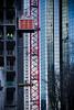 need new skyscrapers (12/14) (dotmatchbox) Tags: frankfurt main skyline sky skyscraper hochhaus mainhatten aufzug elevator hoch high build construct bauen bau architektur glas glass beton concrete steel stahl
