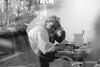 Sketching through (Baptiste Jésu) Tags: 5d 2017 caféothèque café paris dessin marathon art noiretblanc blackandwhite sketch smile sourire coffee fun glass vitre tables