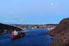 IMG_1942_Sanderling_+++++2 (daveg1717) Tags: oceanexsanderling ships moon stjohnsharbour signalhill signalhillwalkingtrail