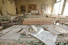 Pripyat School 2 (scrappy nw) Tags: pripyat chernobyl chernobyldisaster school ukraine classroom abandoned scrappynw scrappy derelict decay forgotten canon canon750d urbex ue urbanexploration urbanexploring