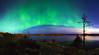 Northern lights (KariFinland) Tags: 5dmk2 samyang 14mm panorama northern lights lappeenranta finland
