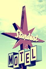 Left the Road for a Few Years (Thomas Hawk) Tags: california redding shastacounty stardustmotel usa unitedstates unitedstatesofamerica motel neon fav10
