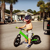 1044 (StriderBikes) Tags: 12 2017 boy classic green greengrips october palmtrees photocontestentry shirtless shorts stars stripes suburbs
