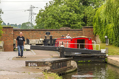 Day Seven Stafford to Gailey (Kev Gregory (General)) Tags: day seven sailing black country ring narrowboat buck from stafford gailey staffordshire