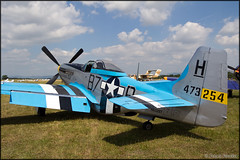 North American P-51D Mustang (Pavel Vanka) Tags: north american p51d mustan northamerican memorialairshow mas roudnice roudnicenadlabem airplane plane aircraft spotter spotting planes airshow czechrepublic lkro warbird fighter ww2