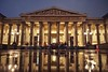 The museum is now closed (PeterThoeny) Tags: britishmuseum london unitedkingdom uk museum architecture building reflection wetreflection outdoor light sony sonya7 a7 a7ii a7mii alpha7mii ilce7m2 fe2870mmf3556oss 2xp raw photomatix hdr qualityhdr qualityhdrphotography people blur longexposure fav200