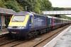 GWR 43195 - Liskeard (Neil Pulling) Tags: liskeard gwr43195 hst gwr 43195 train cornwall liskeardstation railway transport