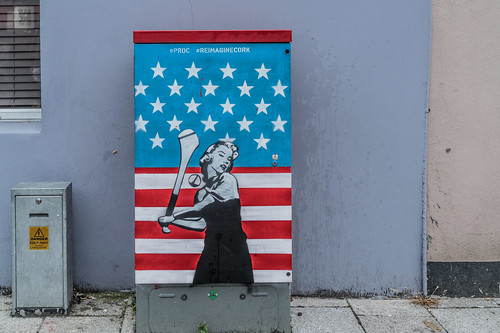EXAMPLES OF PAINT-A-BOX STREET ART IN CORK CITY CENTRE [PHOTOGRAPHED 2017]-133902