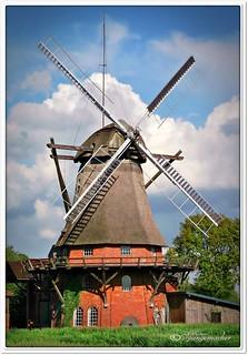 Windmühle Kampen