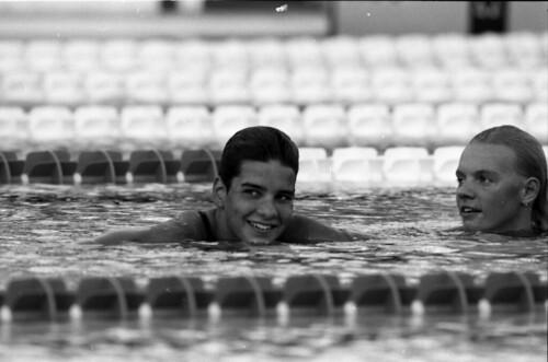 255 Swimming EM 1991 Athens