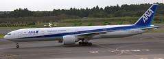 Boeing 777-381 JA779A (707-348C) Tags: tokyonarita rjaa nrt boeing airliner jetliner triple b77w b773 ana allnipponairways ja779a allnippon nippon tokyo narita passenger